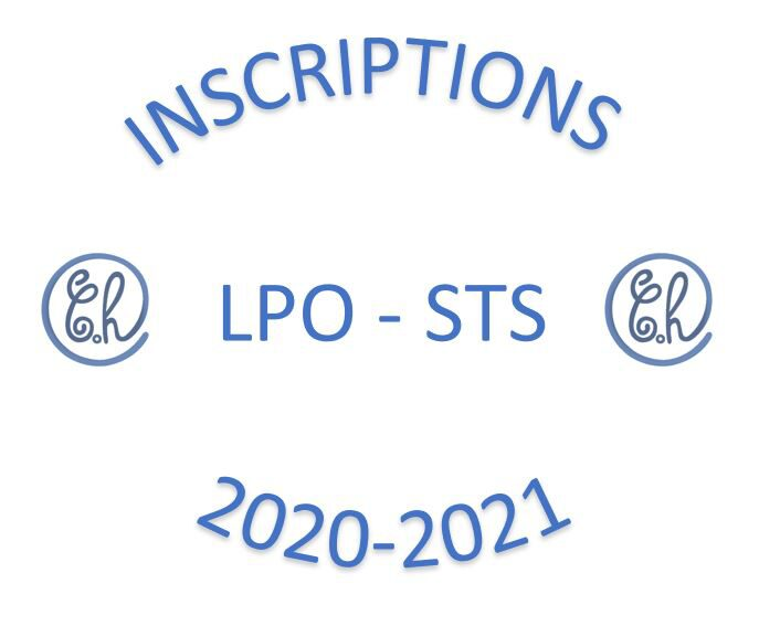 Inscriptions LPO STS 2020 2021.JPG